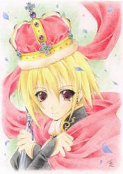 King Arthur by Valkyrie-Sorrow