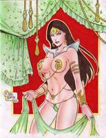 Dejah Thoris (#1) by Rodel Martin