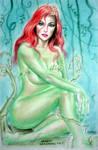 Poison Ivy by N. Serdenio
