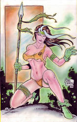 Savage Rogue (#1) by Rodel Martin
