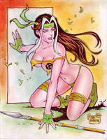 Savage Rogue (#2) by Rodel Martin