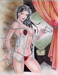 The Baroness (#2) by Rodel Martin by VMIFerrari