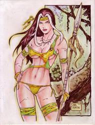 Savage Rogue (#5) by Rodel Martin by VMIFerrari