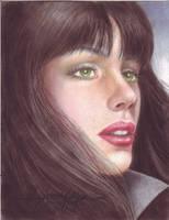 Vampirella (#17) by J.D. Felipe