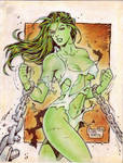 She-HULK (#1) by Rodel Martin