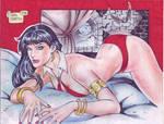 Vampirella (#8) by Rodel Martin