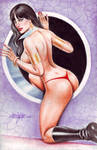 Vampirella (#13) by J.D. Felipe