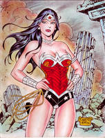Wonder Woman (#38C) (FINAL) by Rodel Martin by VMIFerrari