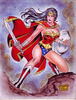 Wonder Woman (#42C) (FINAL) by Rodel Martin by VMIFerrari