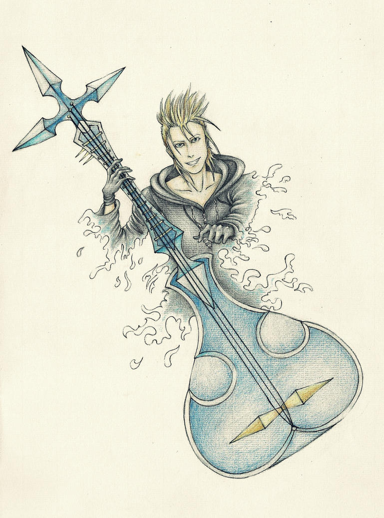 Dance Water, Dance! by Murdersushi