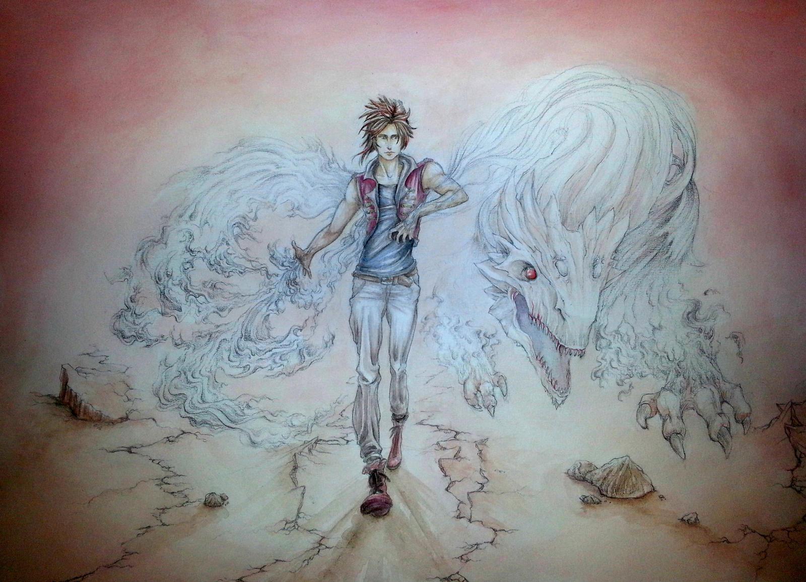 Dragon Master by Murdersushi