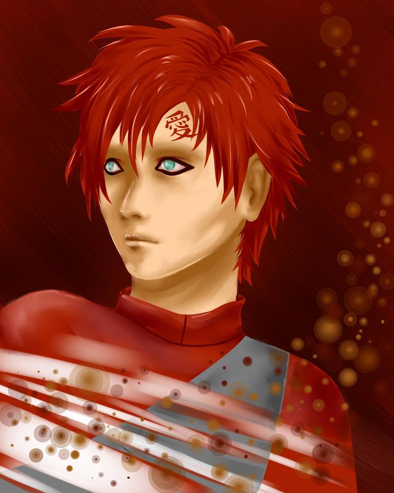 Gaara by Murdersushi