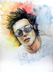 Synyster Gates A7x by Murdersushi