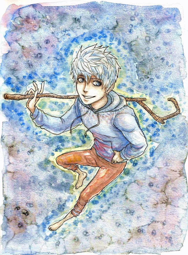Jack Frost by Murdersushi