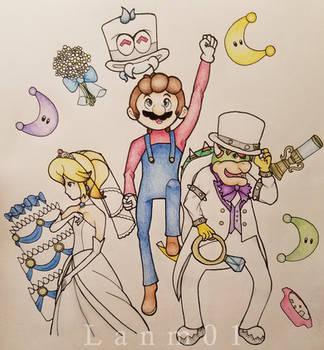 Super Mario Odyssey by Lanm01