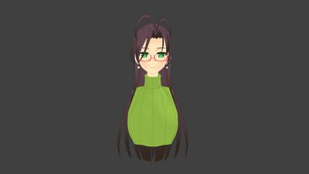 [blender] Chisato Hasegawa