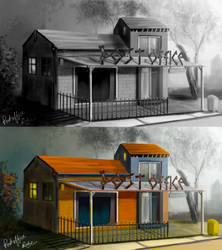 house layout n color by HRishiraj