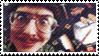 Weird Al Yankovic: Dare To Be Stupid (1985) Stamp by monachao