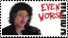 Weird Al Yankovic: Even Worse (1988) Stamp by monachao