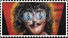 Weird Al Yankovic: UHF Album (1989) Stamp by monachao