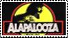 Weird Al Yankovic: Alapalooza (1993) Stamp by monachao
