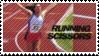 Weird Al: Running With Scissors (1999) Stamp by monachao