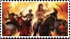Weird Al Yankovic: Alpocalypse (2011) Stamp by monachao