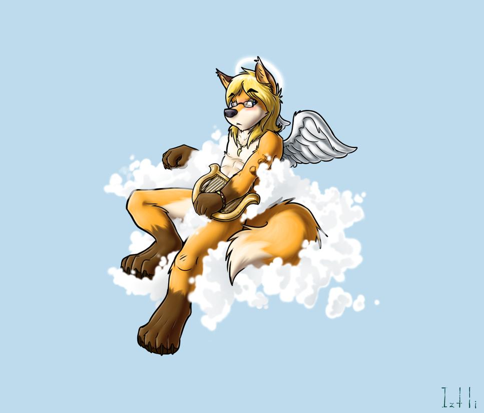 Angel by JCFox