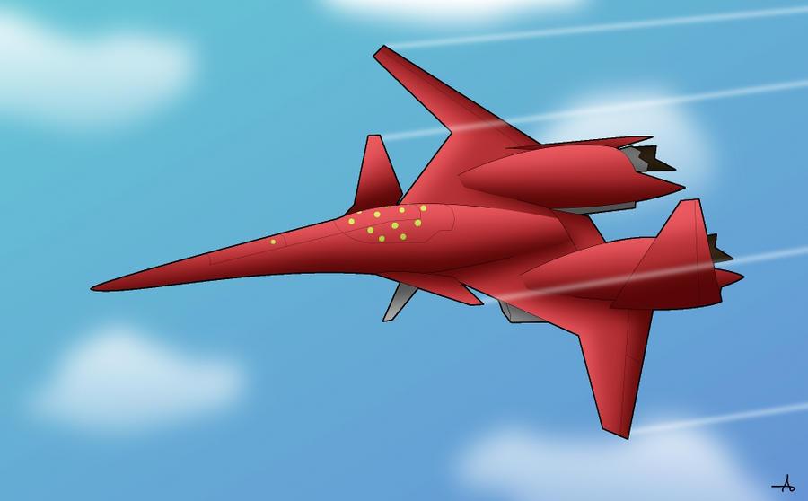 ADF-01 Falken by Silverwyng1059 on DeviantArt