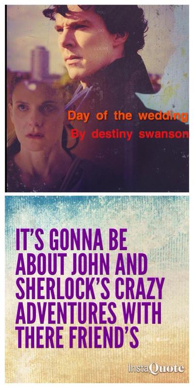 Sherlock fanfiction book by johnnydepp101