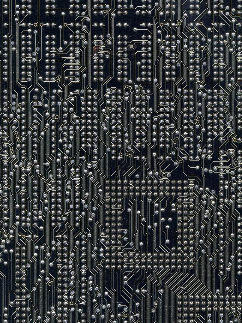 Lb1 52 Circuit Board By Bstocked On Deviantart Circuitboard