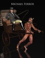 Rickshawtraining by Louferrox