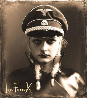 Irma Grese sadist girl in WW2