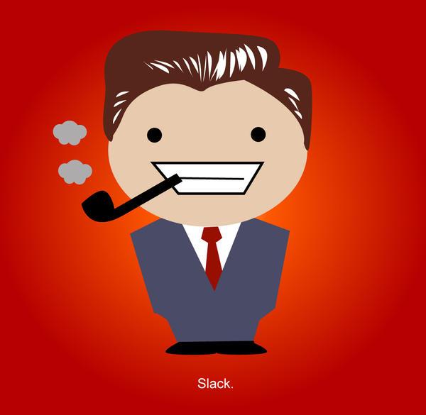Slack by misterunlucky