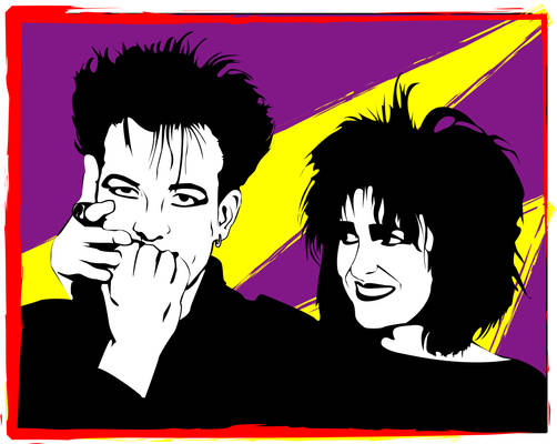Siouxsie and Bob