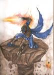 Raziel - Fire Reaver