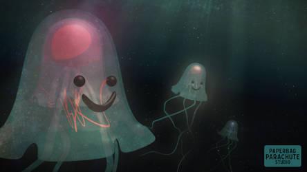 Jellyfish by arjhun
