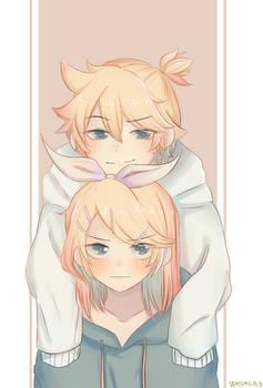 Rin + Len