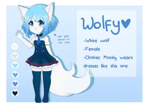 Wolfychu reference