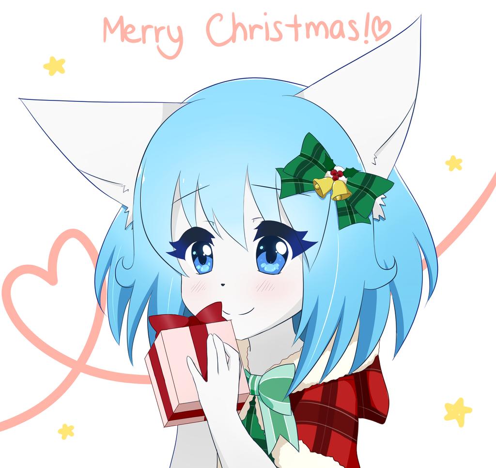 Merry Christmas! by wolfychu