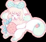 strawberries x cream