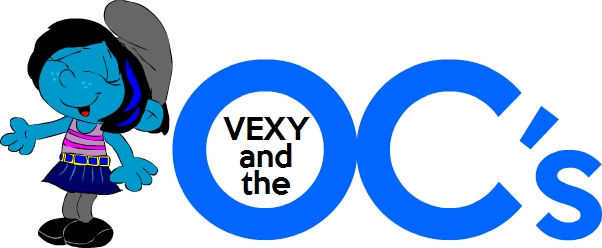 Vexy And The Ocs Logo by NewportMuse
