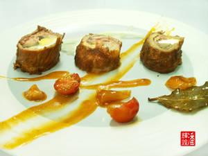 Beef Raulade