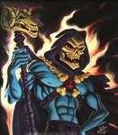 Skeletor by Wo-LF