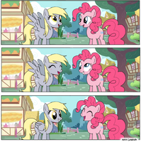 Everyone Has to Smile - 5 by FouDubulbe