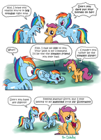 My Big Cloned Sister #2 by FouDubulbe