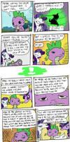 Inspiration Manifestation [post-episode strip]