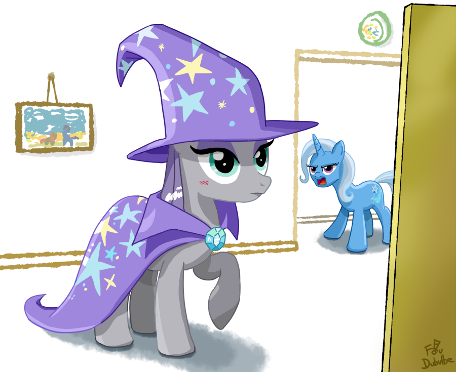 Behold! The Great and Powerful Maud!