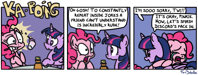 The Potion [post-episode strip]