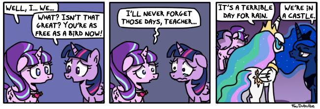 Take Off [SPOILER][Post-Preview Strip] by FouDubulbe